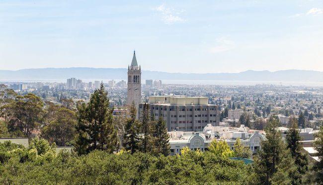 sejourner à Berkeley
