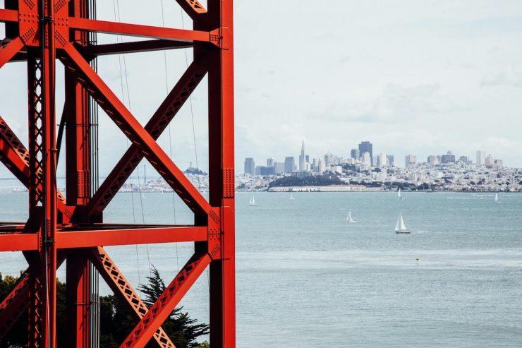 bateaux enterrés sous San Francisco