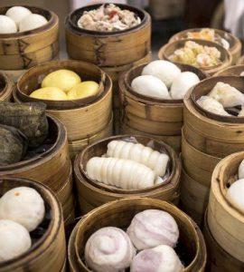 restaurant ou manger à chinatown