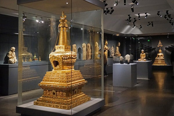 Musee National arts asiatiques guimet