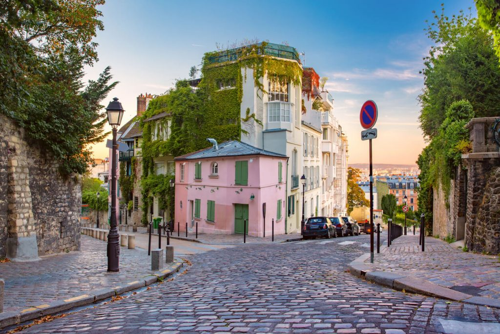 quartier montmartre paris