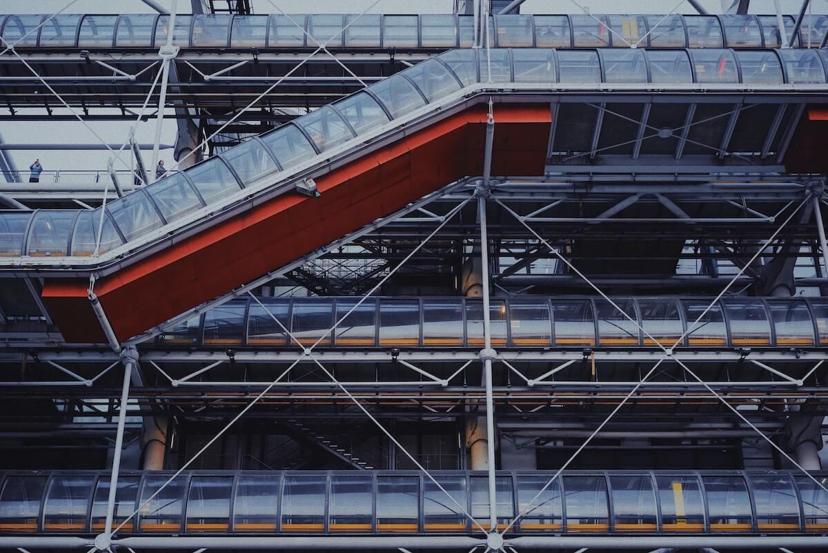visiter centre pompidou paris