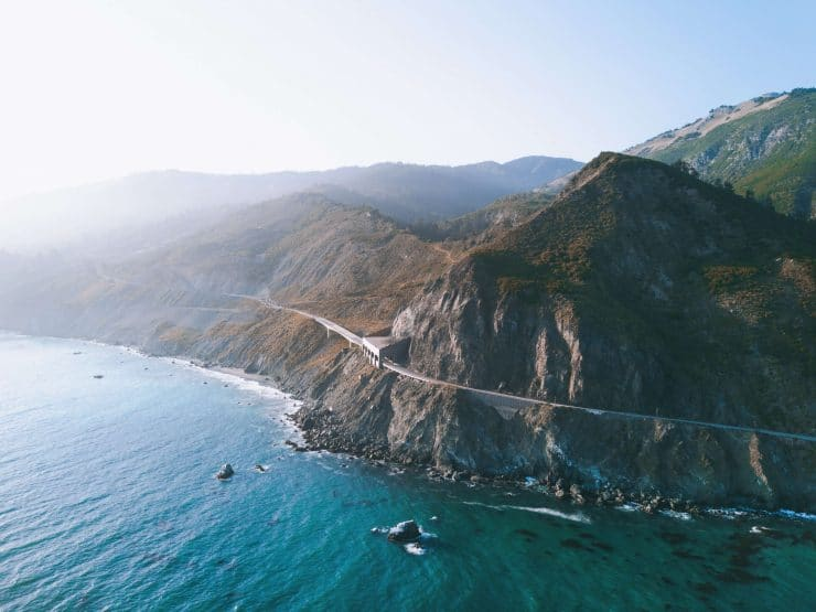 road trip big sur