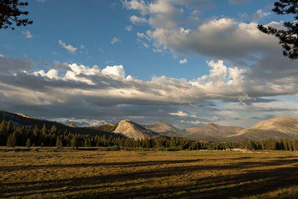 tuolomne meadows yosémite National Park