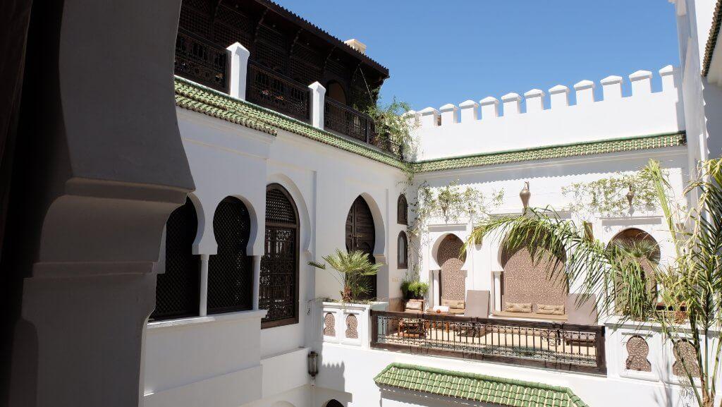 Riad Omri exterieur