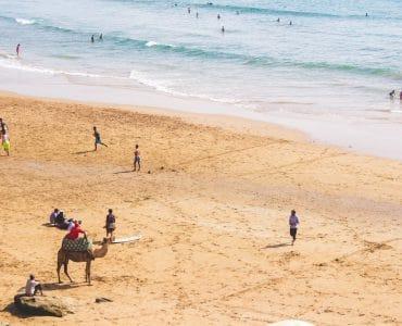 meilleurs spot surf maroc