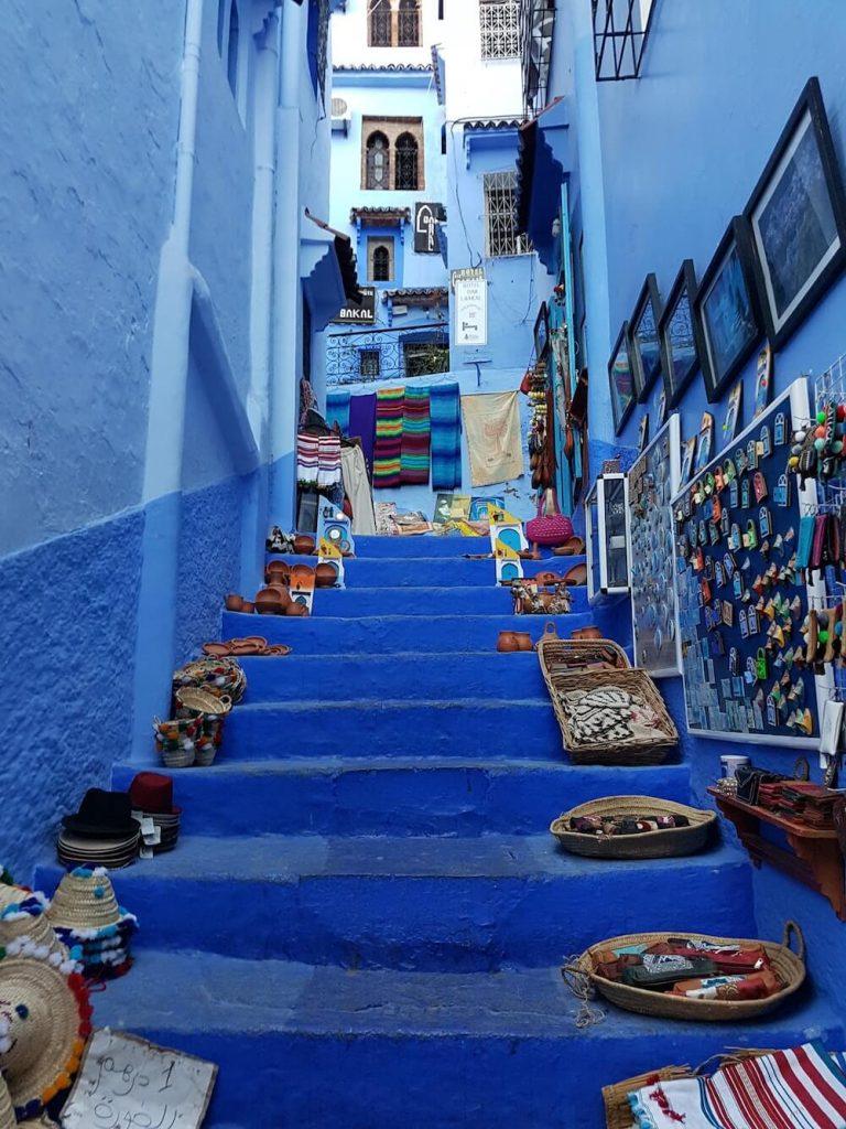 ville bleu Chefchaouen
