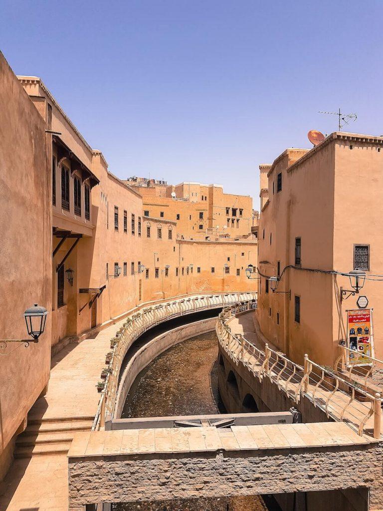 ville fes maroc