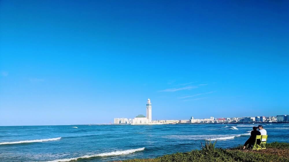 voyager Casablanca