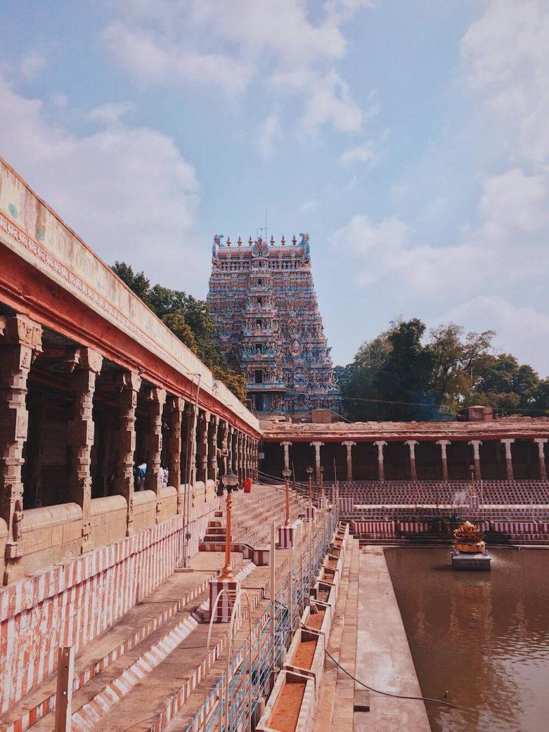 Temple de Sri Meenakshi