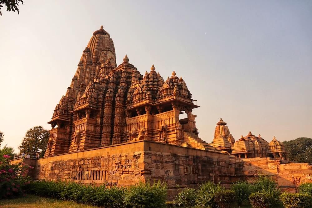 visiter Khajuraho inde