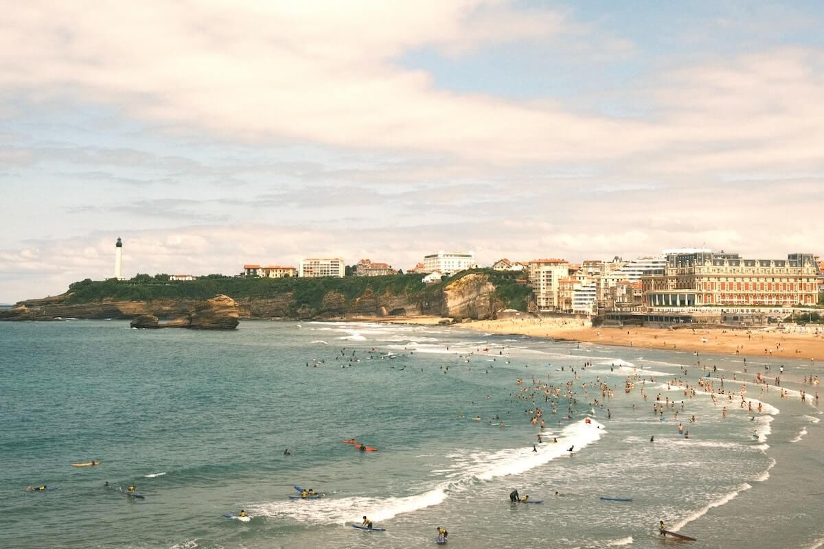 activité biarritz enfants