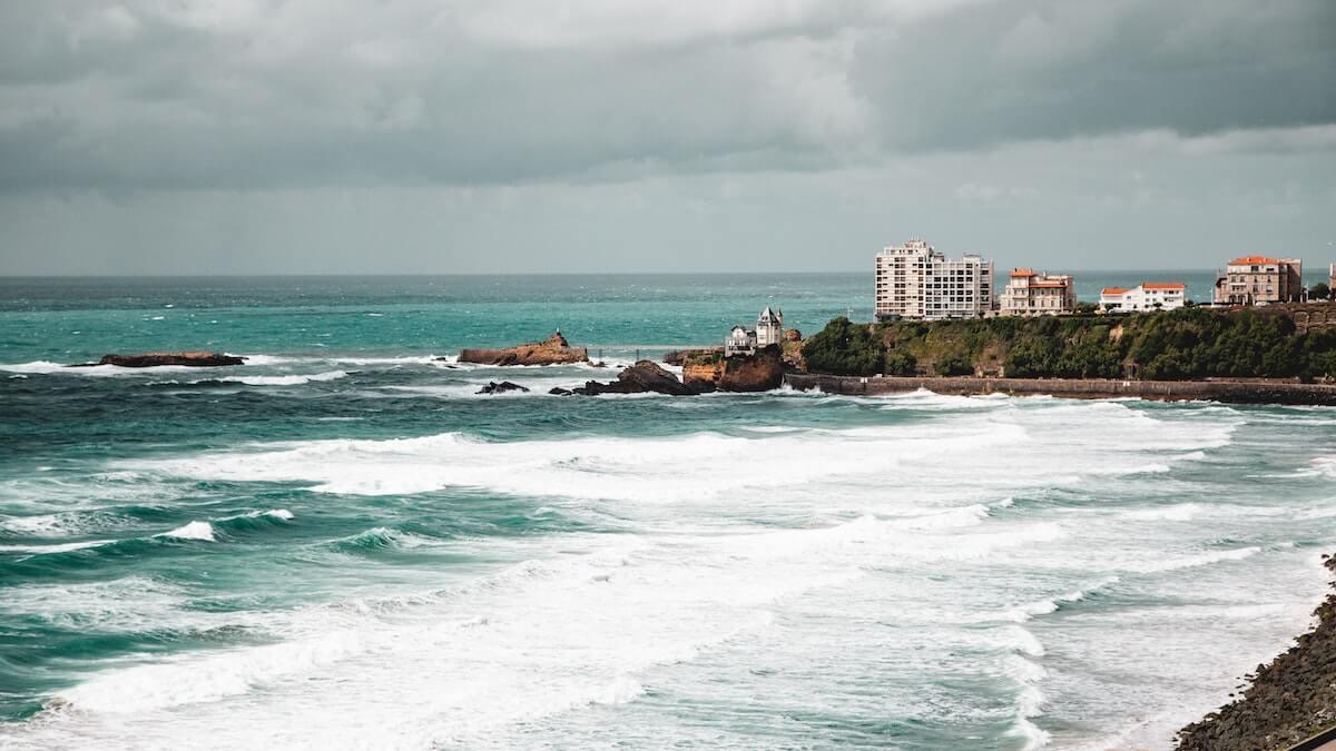 que faire Biarritz quand il pleut