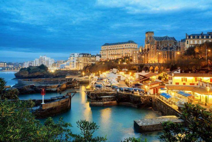 biarritz nuit sortir