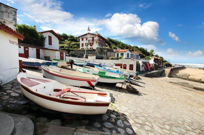 village basque guethary
